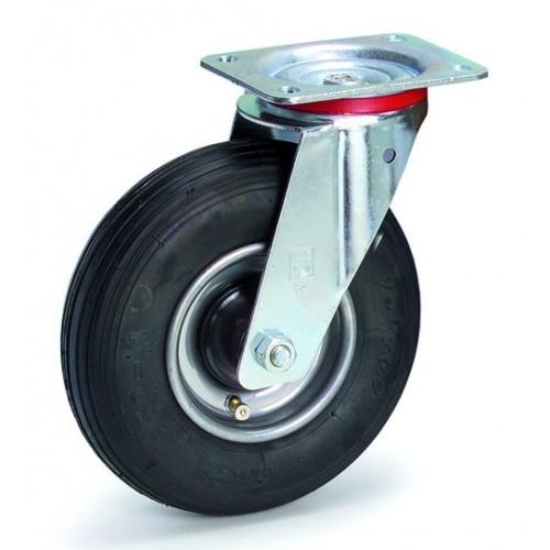 roues pivotantes pneu gonflable equipement. Black Bedroom Furniture Sets. Home Design Ideas