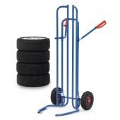Diables pour pneumatiques - Charge 200 kg