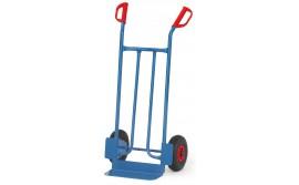 Diables en tube acier - Charge : 250 kg