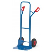 Diables en tube acier - Charge : 300 kg