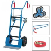 Chariot diable pour appareils complet - Charge : 400 kg