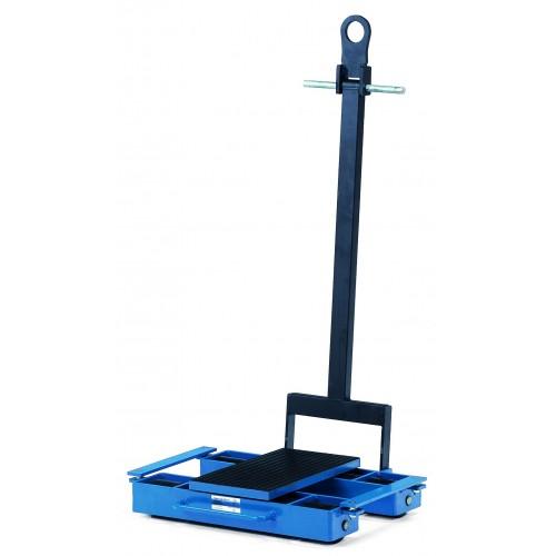Rouleurs pivotans - Charge : 6000 kg