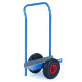 Rouleurs de pannaeaux avec barre de poussée
