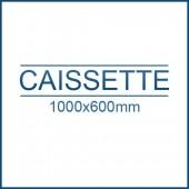 Caissette 1000 x 600 mm