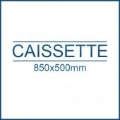 Caissette 850 x 500 mm