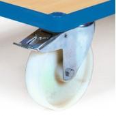Roues en polyamide, diamètre 125 mm