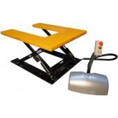 Table élévatrice électrique fixe 1000 kg