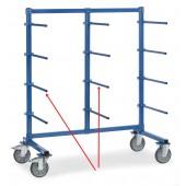 Barre de portée longueur 600 mm avec revêtement PVC