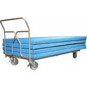 Chariot porte-tapis 400 kg