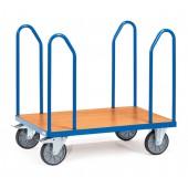 Chariots à arceaux latéraux en tube