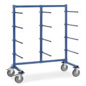 Chariots à barres avec PVC sur 1 face