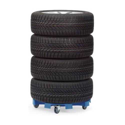 Rouleur pour pneus TYRE TROLLEY