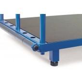 Pieds pour racks à panneaux