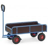 Chars à bras léger avec 4 ridelles - 2 essieux
