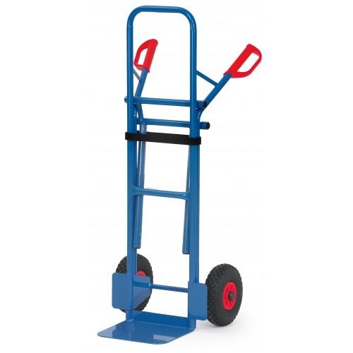 Diables pour chaises avec support escamotable - Charge : 300 kg