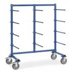 Chariots à barres de portée horizontales