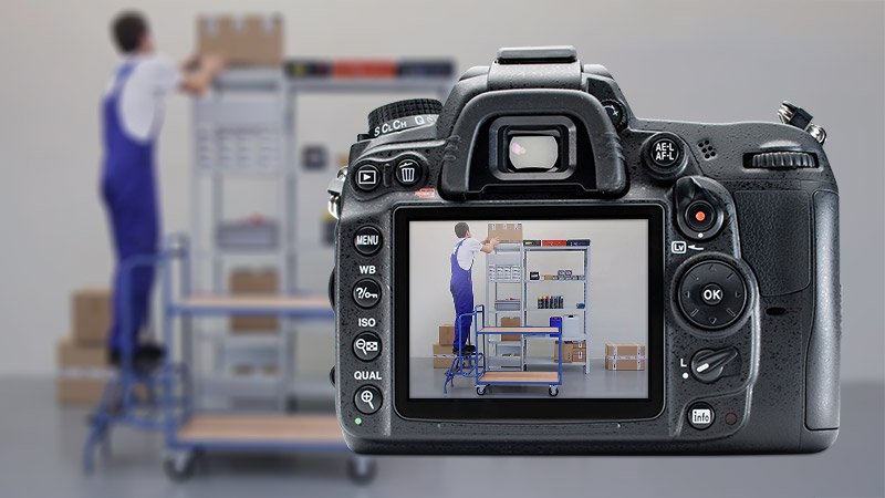 Concours photo equipement-manutention